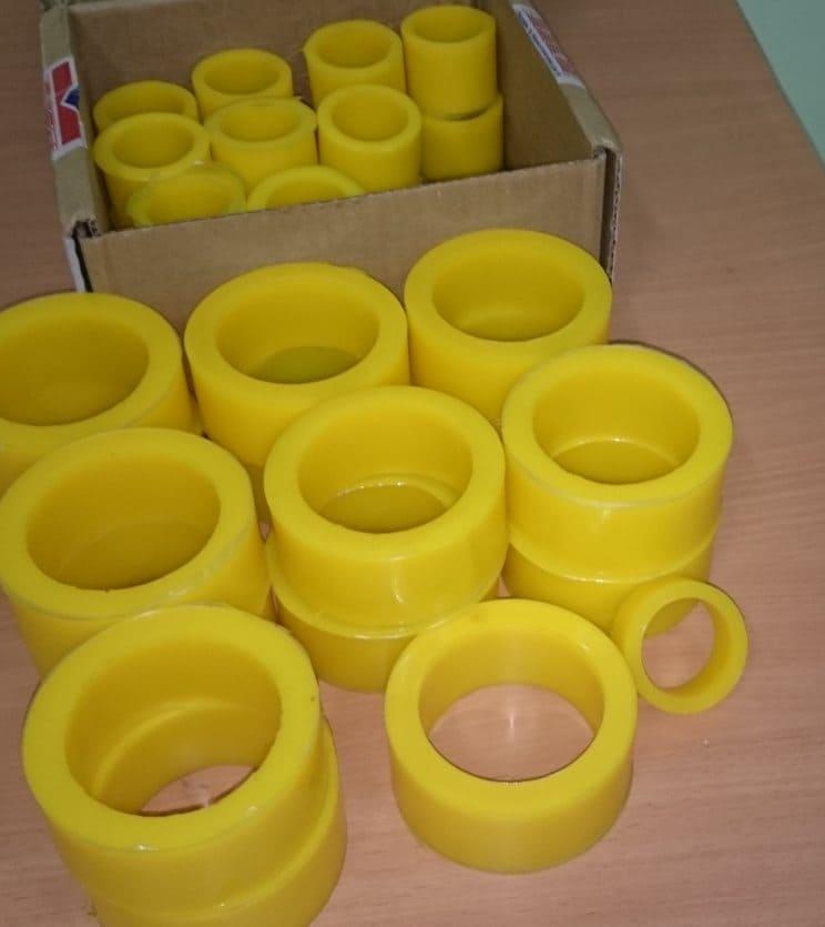 Полиуретановые кольца и бандажи